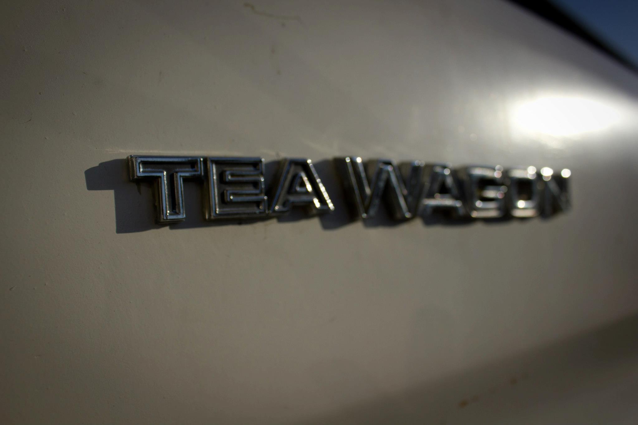 Tea Wagon!