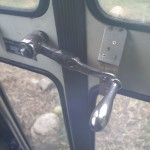 The rotating handle I made for Kyra's bus.