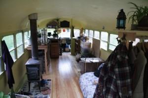 Kyra's Magical Tea bus