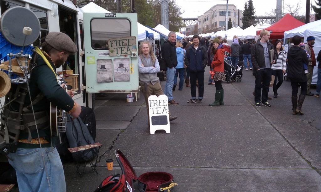 The Fremont Market