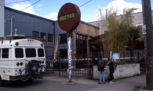 The Nectar Lounge for the Renunu Fashion Show