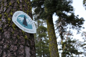 Every PCT hiker knows this sign.