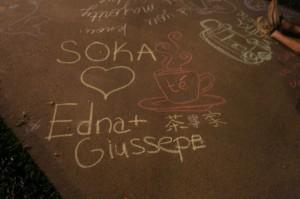 Soka <3 Edna = Guisepi