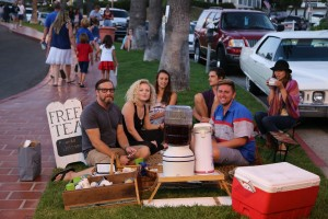 San Clemente 4th of July Tea Zone