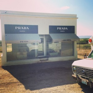 "The Prada Marfa ""store"""