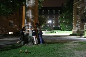 Tree Huggers!