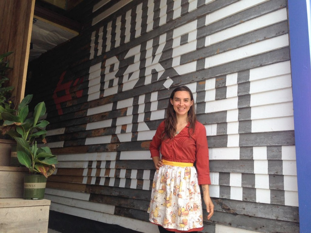 Baker Ally at Bake Alley.